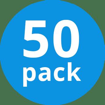 Voordeelpak 50x Philips MASTER PL-C 26W/840/4P