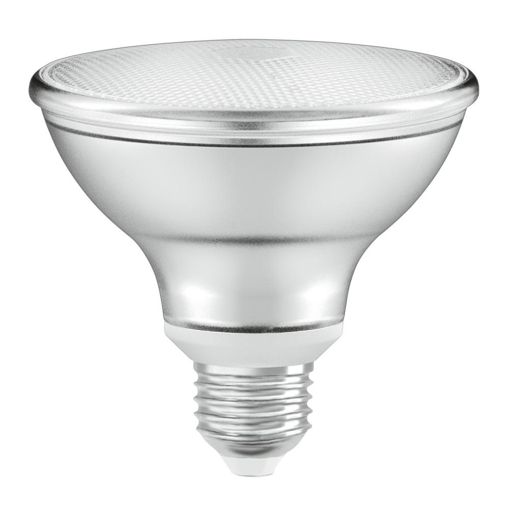 Osram Parathom E27 PAR30 10W 927 36D | Dimbaar Zeer Warm Wit Beste Kleurweergave Vervangt 75W