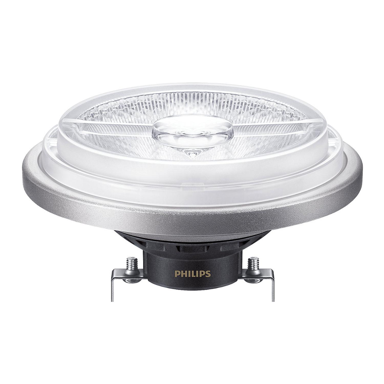 Philips LEDspot ExpertColor G53 AR111 (MASTER) 15W 930 40D   Dimbaar - Beste Kleurweergave - Vervang