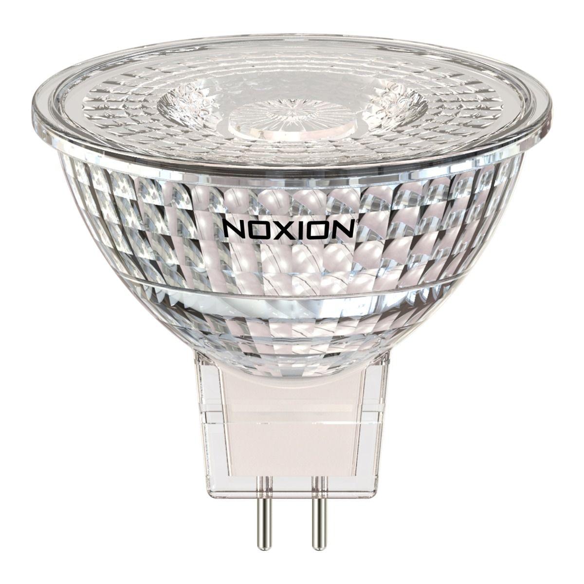 Noxion LED Spot GU5.3 5W 830 36D 470lm | Dimbaar - Warm Wit - Vervangt 35W