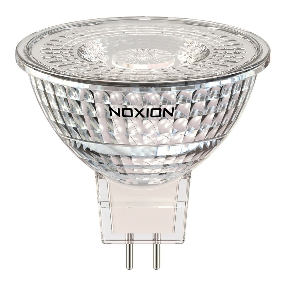 Noxion LED Spot GU5.3 5W 830 60D 470lm | Dimbaar - Warm Wit - Vervangt 35W