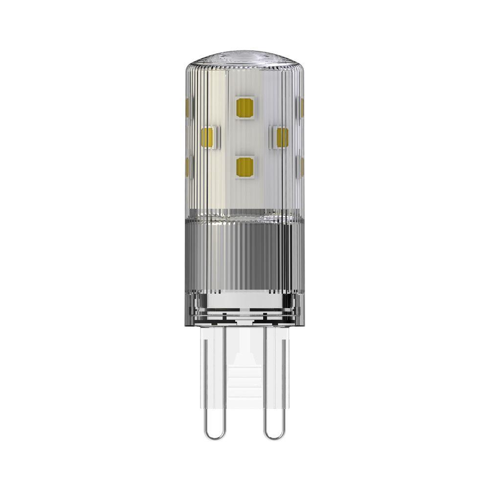 Noxion LED Bolt G9 3.8W 827 | Zeer Warm Wit - Vervangt 40W