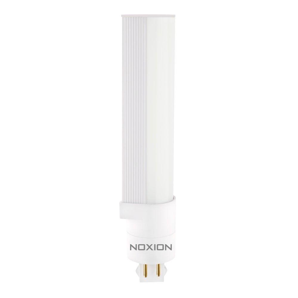 Noxion Lucent LED PL-C HF 6.5W 840 | Koel Wit - 4-Pin - Vervangt 18W