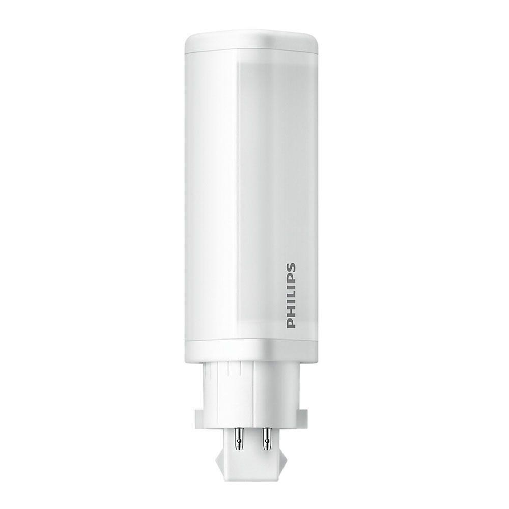 Philips CorePro PL-C LED 4.5W 840 | Koel Wit - 4-Pin - Vervangt 10W & 13W