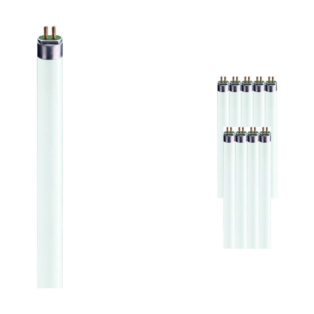 Voordeelpak 10x Philips TL5 HO 39W 840 (MASTER) | 85cm - Koel Wit