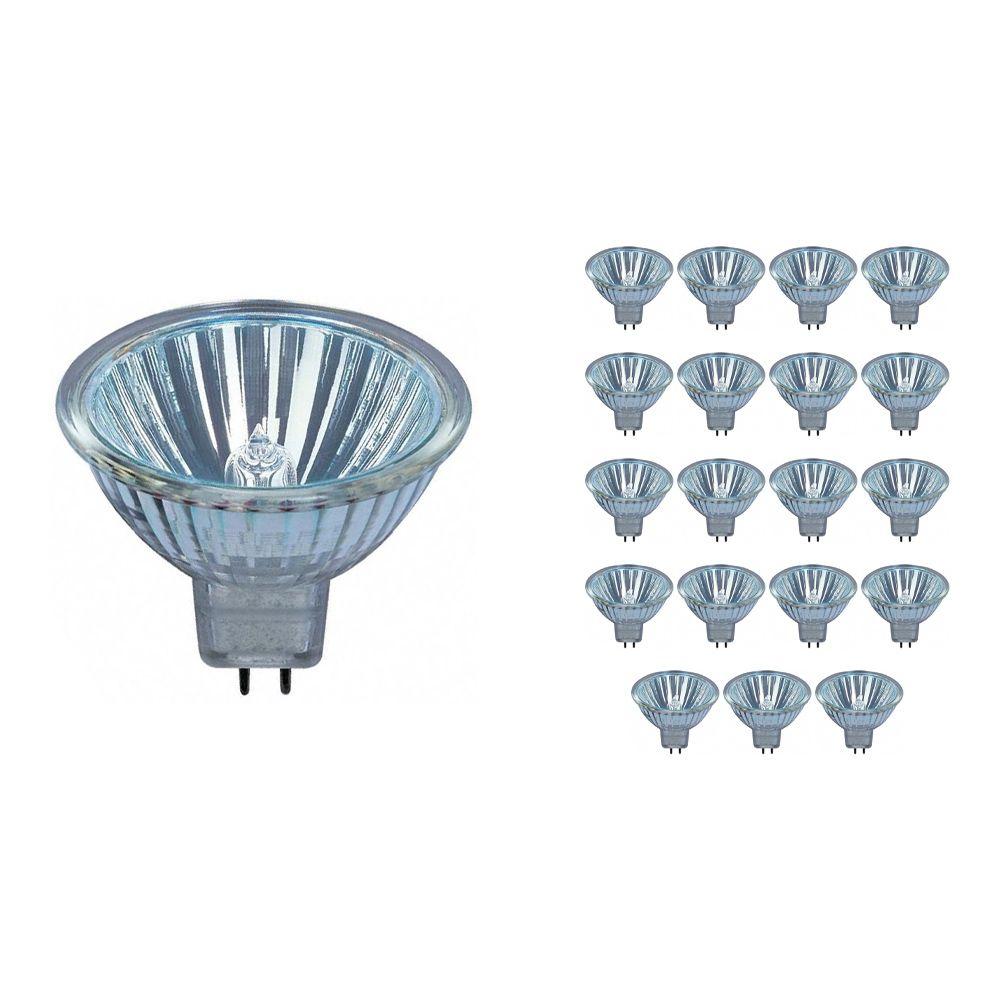 Voordeelpak 20x Osram 46870 DecoStar Titan 51 50W 12V GU5.3 FL 24D