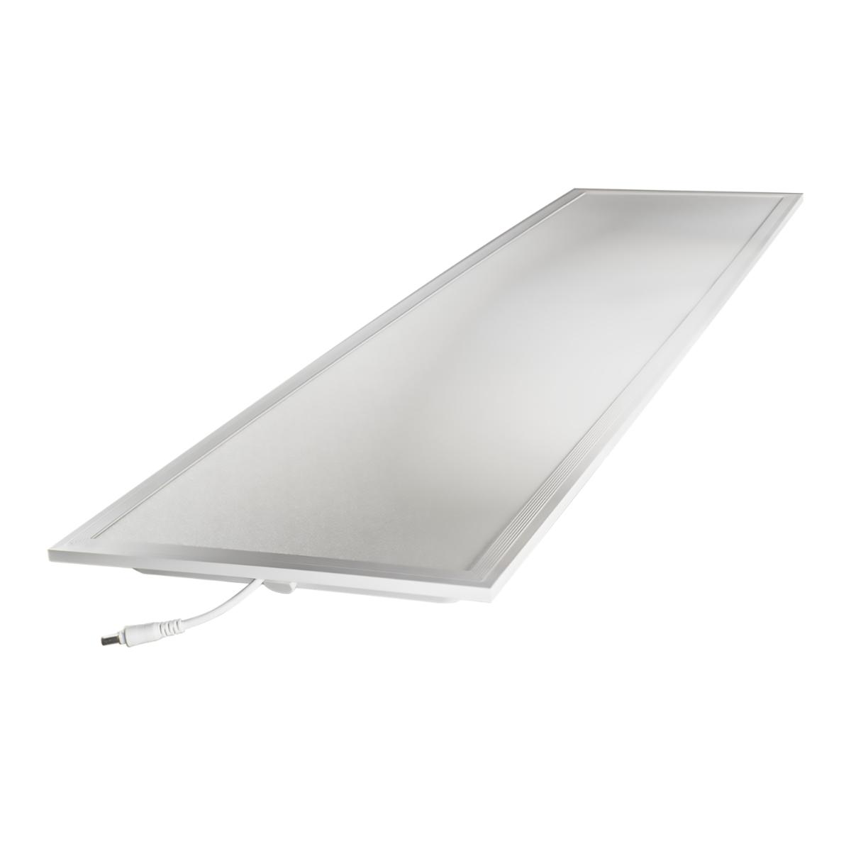 Noxion LED Paneel Econox 32W 30x120cm 3000K 3900lm UGR <22 | Warm Wit - Vervangt 2x36W