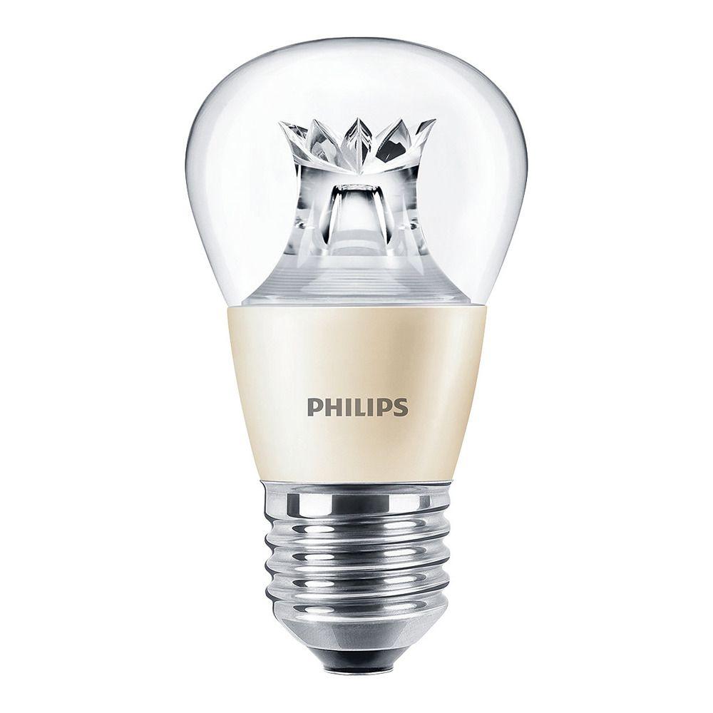 Philips LEDluster E27 P48 6W 827 Helder (MASTER) | DimTone Dimbaar - Vervangt 40W