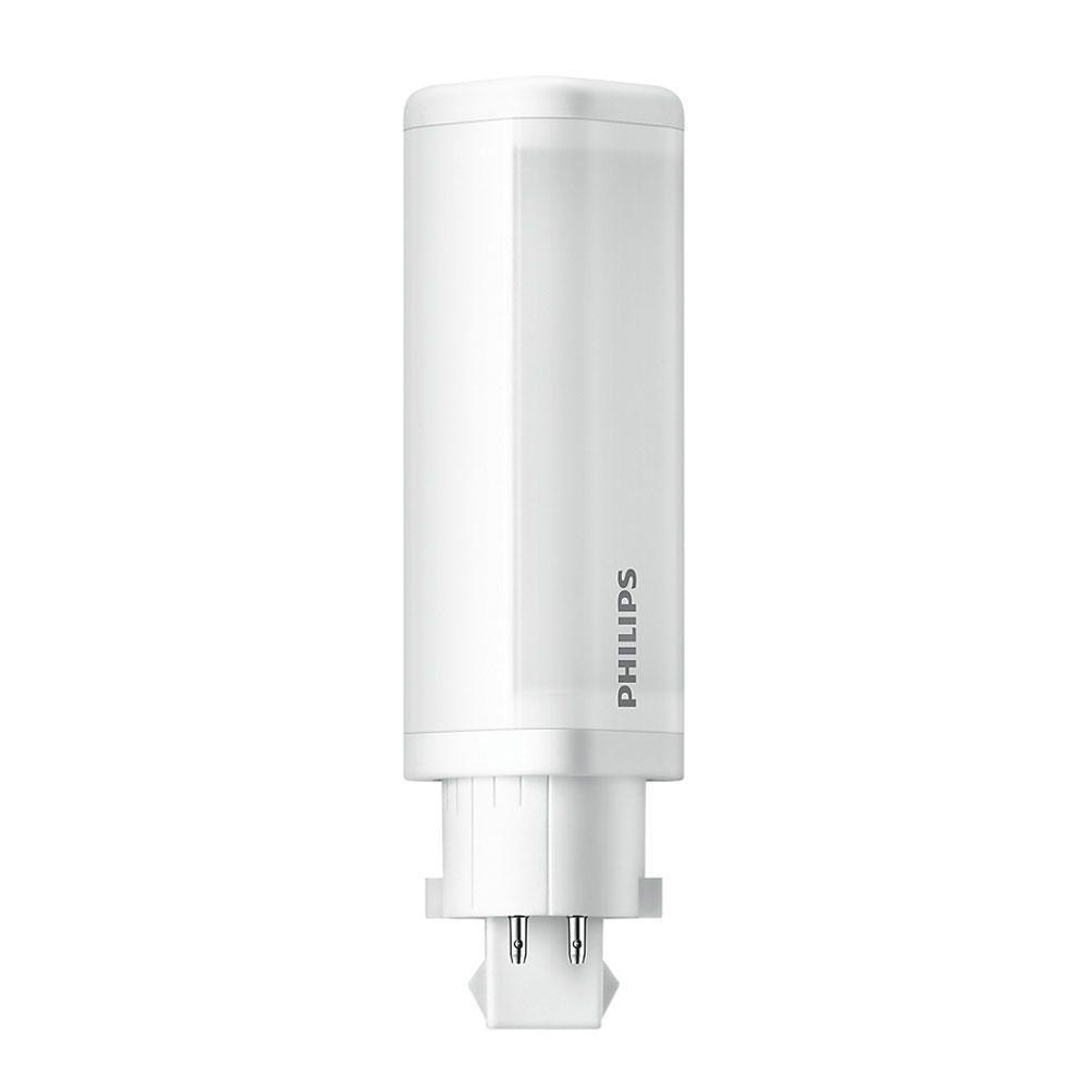 Philips CorePro PL-C LED 4.5W 830 | Warm Wit - 4-Pin - Vervangt 10W & 13W