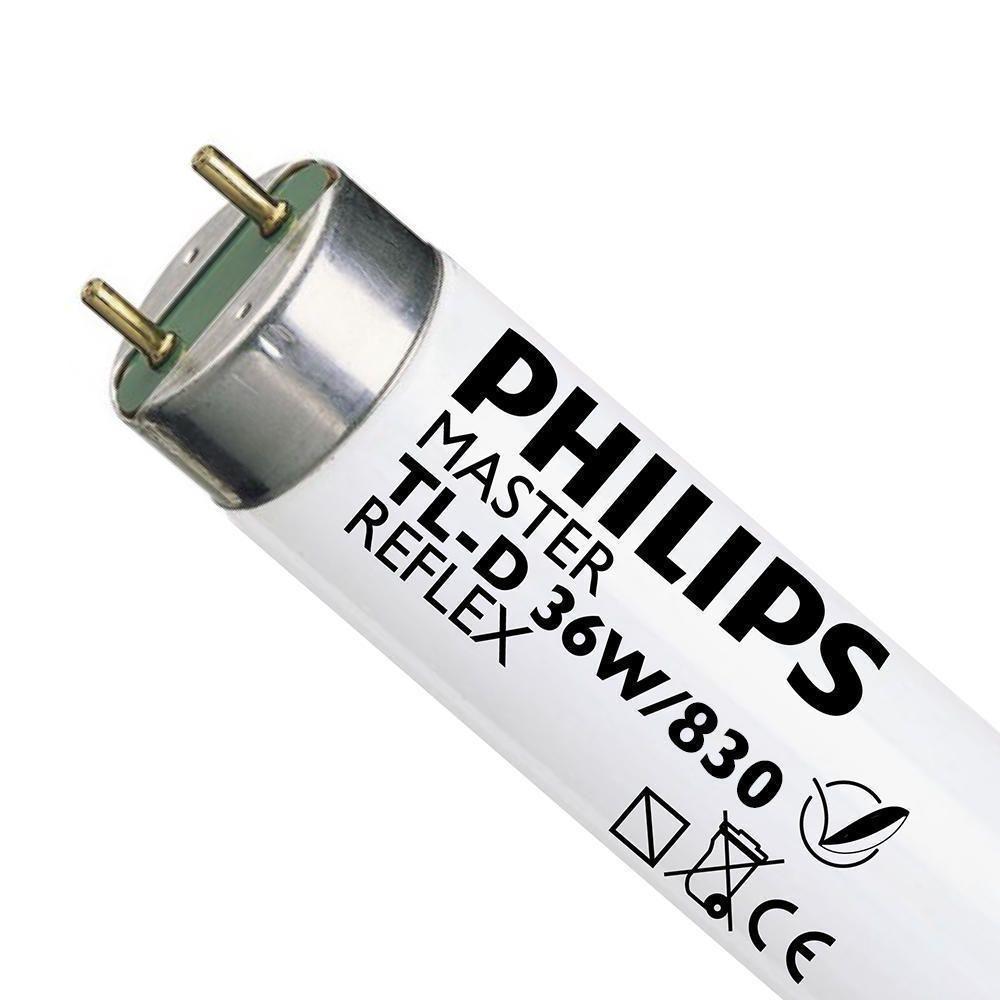 Philips TL-D Reflex 36W 830 - 120cm (MASTER)