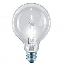 Philips EcoClassic 70W E27 230V G95 Clear