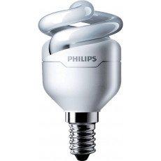 Philips Tornado T2 Spiral 12W 865 E14