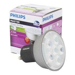 Philips MASTER LEDspot MV Value D 4.3 - 50W 830 25D GU10