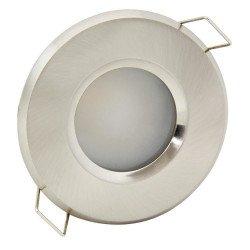 Ring 85mm voor LED Spot - Chroom - Rond Kantelbaar