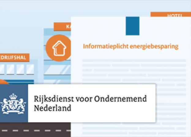 Informatieplicht energiebesparing ligt bij de ondernemer
