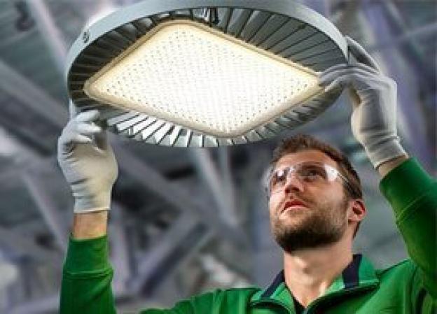 Philips CoreLine LED Highbay ( Klokarmatuur )