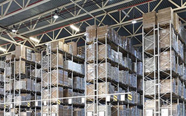 LED verlichting voor magazijnen