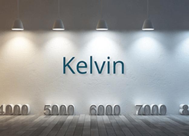 Wat is kleurtemperatuur (Kelvin) ?