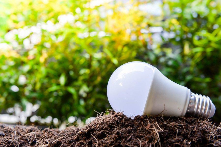 Milieuvriendelijke LED Verlichting