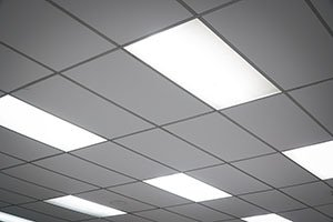 LED Panelen Kantoor