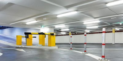 Parkeergarageverlichting