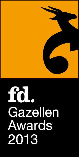 fd gazellen award 2013