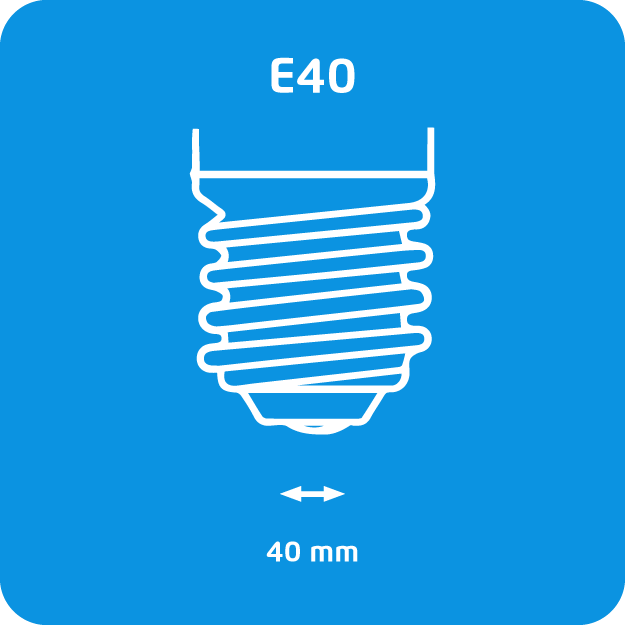 philips e40 spaarlamp