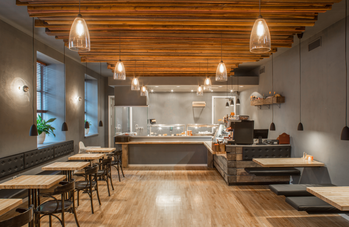 LED G9 Restaurant
