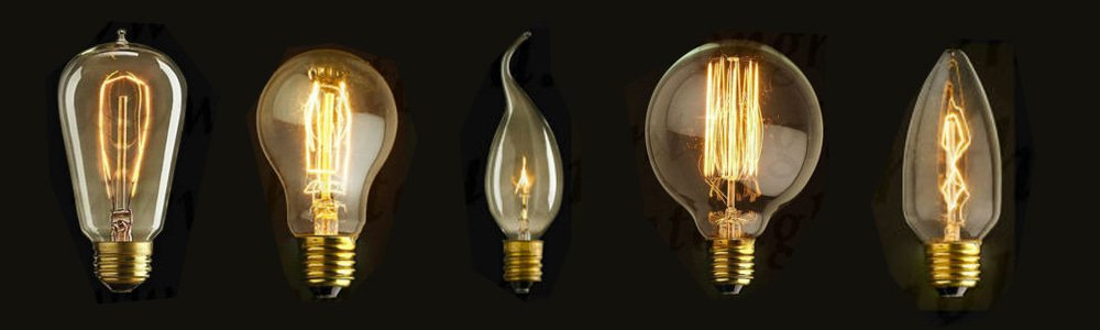 Linden kooldraadlampen