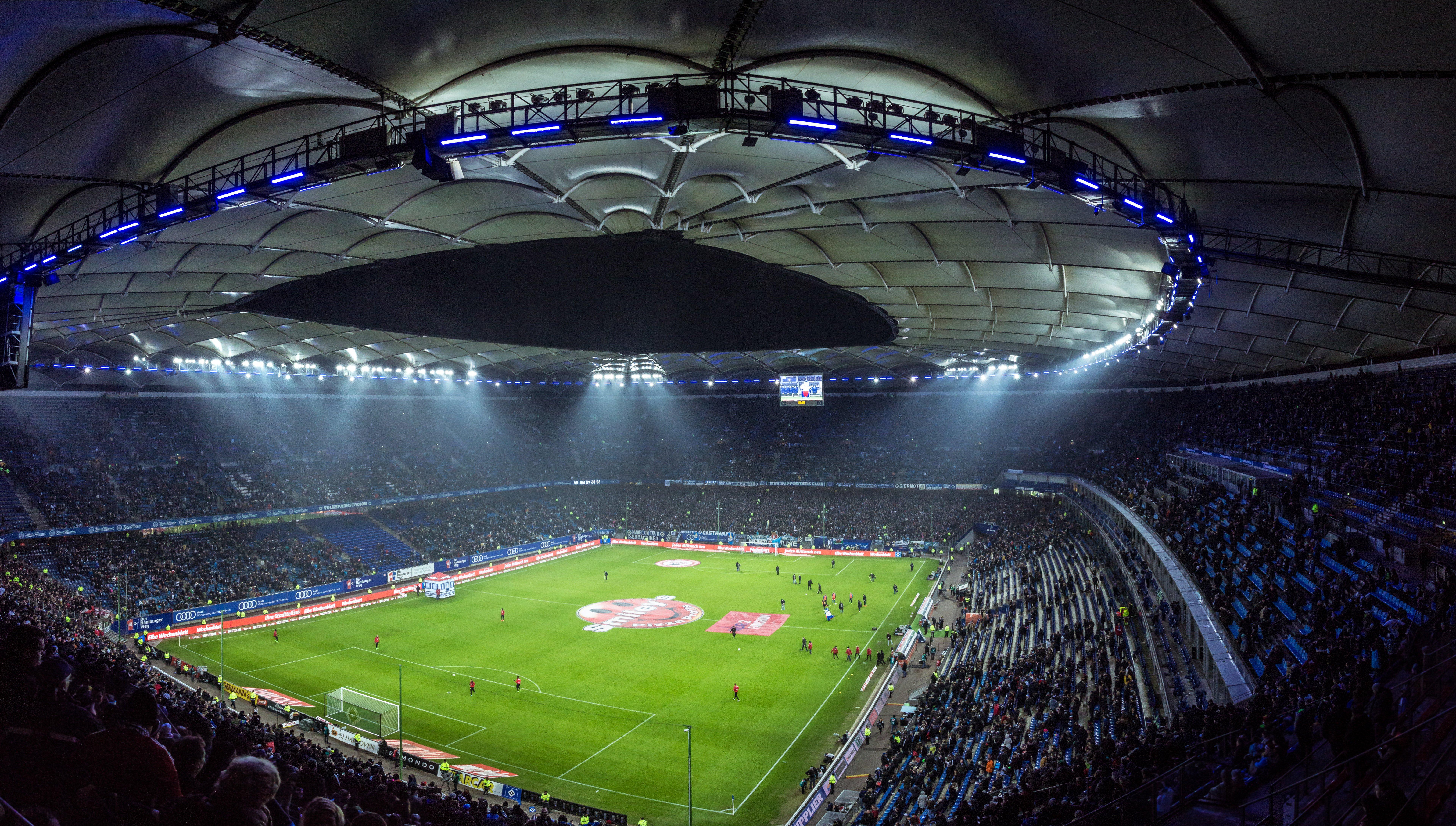 LED Breedstralers Voetbalstadion
